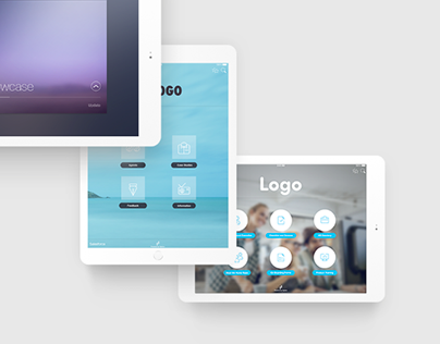 SHOWCASE / iOS App