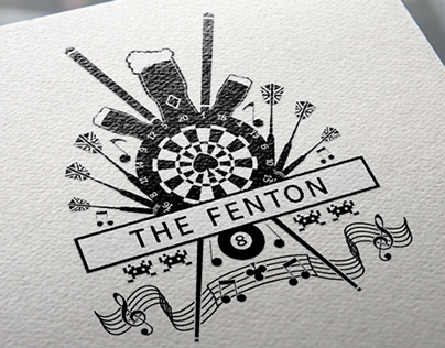 The Fenton | Corporate Identity