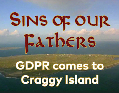GDPR comes to Craggy Island