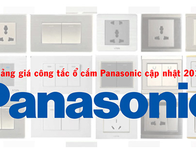 Bang gia thiet bi dien Panasonic