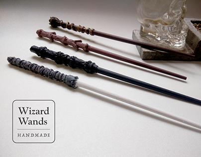 Handmade Wizard Wand