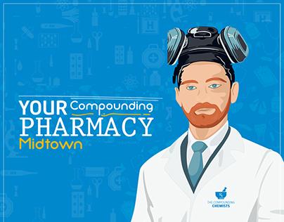 Cc Pharmacy Social Media Campaign
