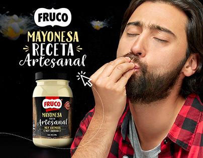 Fruco - Mayonesa Receta Artesanal