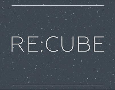 RE:CUBE ART-OBJECT