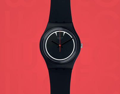 Swatch Store Design Concept