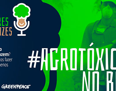 Podcast Greenpeace