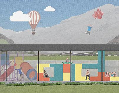 Jardines infantiles Y salas cuna JUNJI