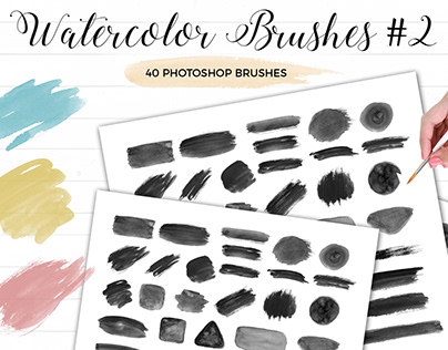 FREE Photoshop Brushes. Freebie!