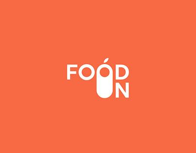 Food on | Logo Design