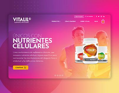 Ecommerce Vitalil