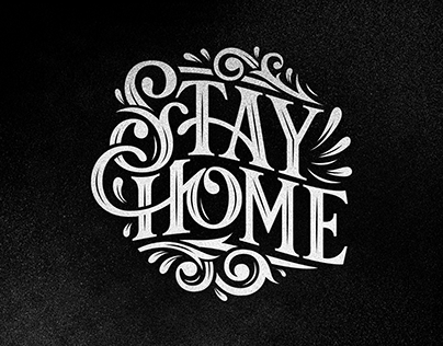 Stay Home - Rebranding Logotypes Collection