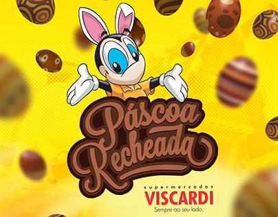 Páscoa Recheada   Supermercados Viscardi