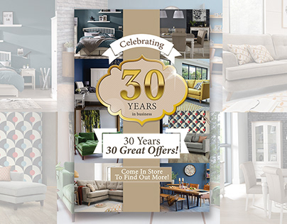 30 Years in Business Promotion