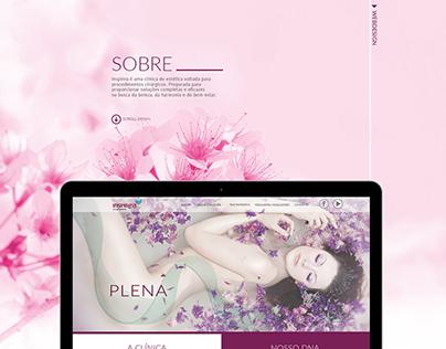 Website - Clínica Inspirea