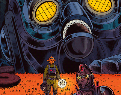 Neon Saga: Death of the Titan|霓虹薩迦:泰坦之死