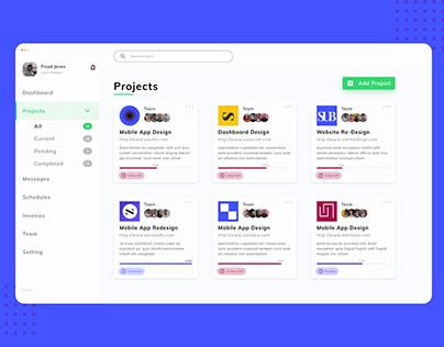Project Management - Dashboard Exploration