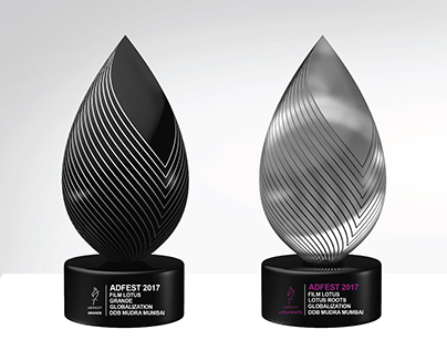 Adfest Trophy Design contest