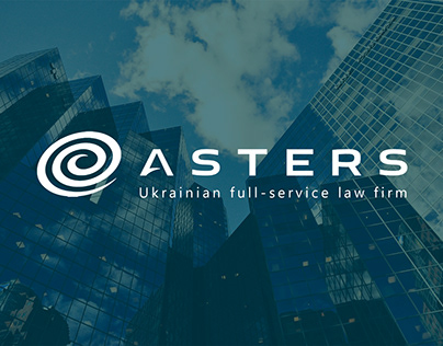 Asters - Law Firm website concept