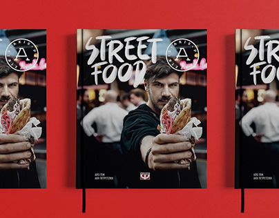 Street Food book by Akis Petretzikis