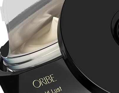 ORIBE GOLD LUST 3D RENDERING