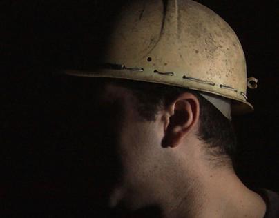 Miner's portraits