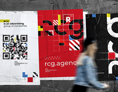 Red Communication Group / Brand Identity