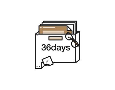 My 36 Days of Type / 2017