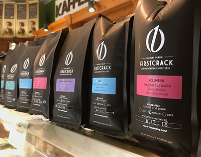 Firstcrack Coffee Roasters