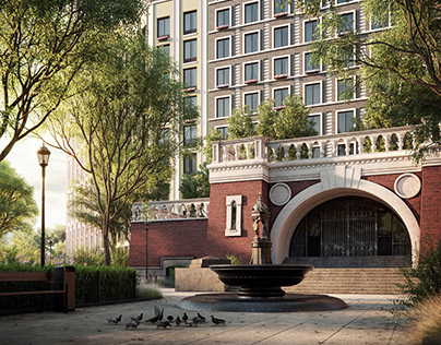 Silver Fountain Residential complex