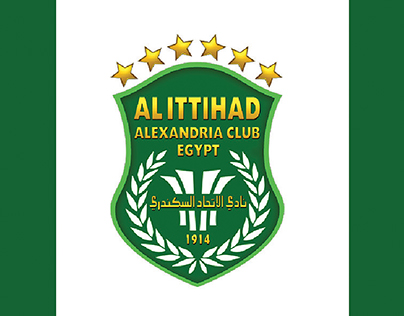 Business card of maneger ALITTIHAD