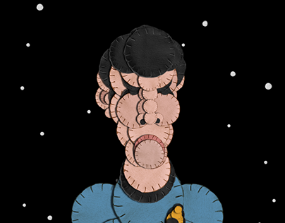 Mr. Spock we will miss u!