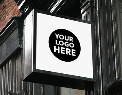 Restaurant, Coffee & Office Signs Mock-Ups