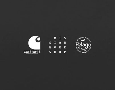 CARHARTT X PELAGO BICYCLES X MISSION WORKSHOP