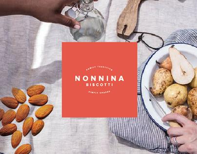 Nonnina branding | The Artistry