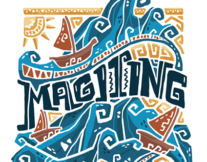 Magiting: Logo & Collaterals