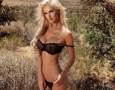 Supermodel Leanna Bartlett (EliteModel)