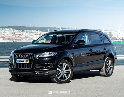 Audi Q7 3.0TDI (4L facelift) - Morgan Cars Portugal