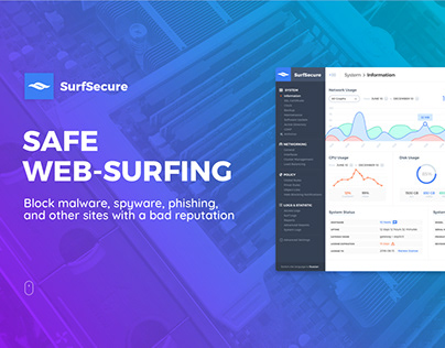SurfSecure | Safe Web-Surfing