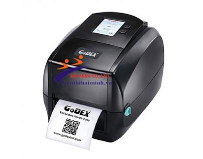 Máy in tem mã vạch Godex - RT860i