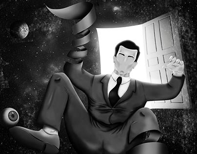 The Twilight Zone | Illustration