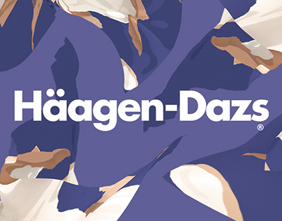 Häagen-Dazs Pack Illustrations