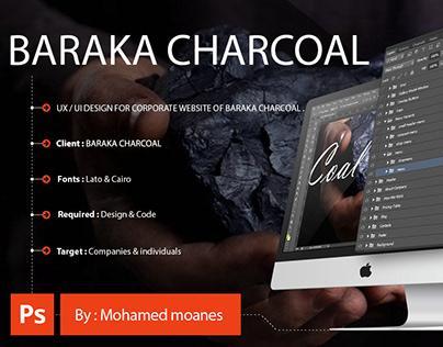 BARAKA CHARCOAL
