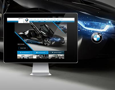 BMW - Jff BMW.COM redesign