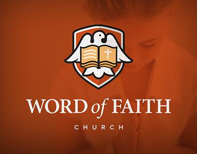 Word of Faith Church - Concept