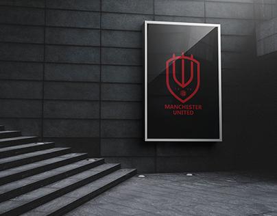 Manchester United crest rebranding