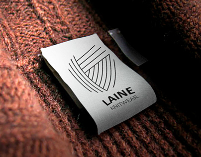 LAINE KNITWEAR BRAND BOOK