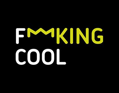 F*cking Cool - Logo