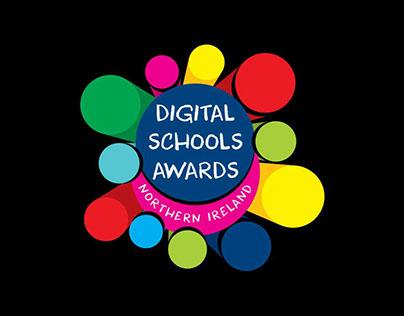 Digital Schools Awards Scotland - logo design