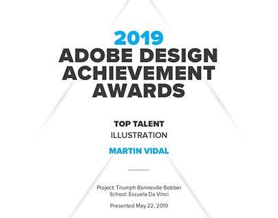 Adobe Awards 2019 (:
