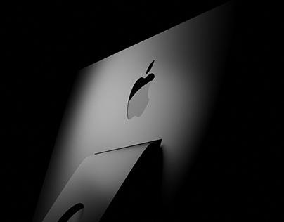 The Apple Silicon iMac Concept